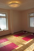 Yogalehrer Suche: Domagkpark-YOGA