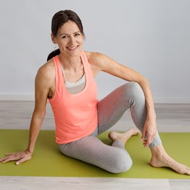 Yogalehrer: Herzlich willkommen