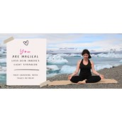 "Yogalehrer: Schenk dir eine Verabredung mit dir selbst - Tagesretreat ""you are magical"" am 20.09.2020 - Eine Verabredung mit dir selbst - you are magical - Yoga-Tages-Retreat"