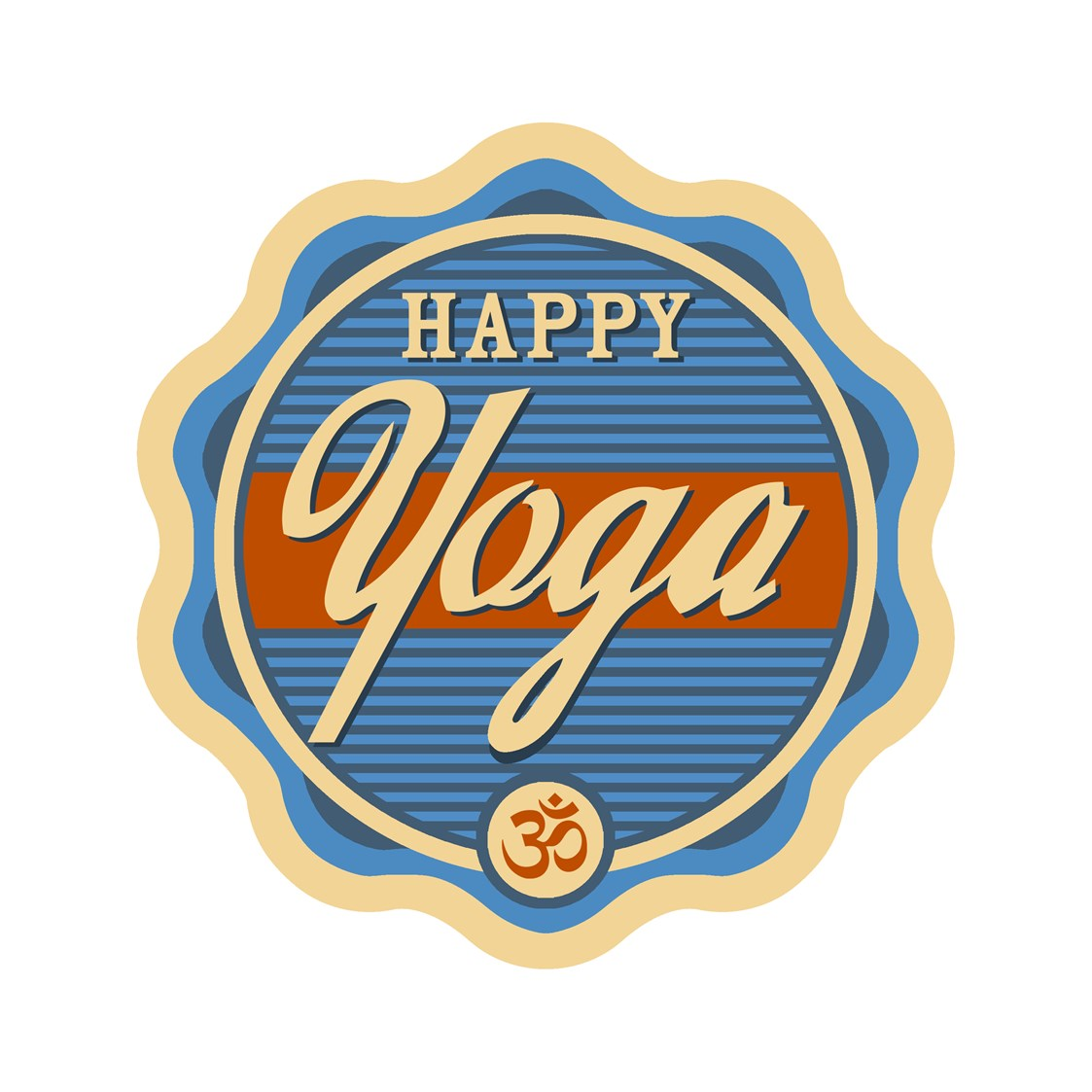 Yoga: Happy Yoga